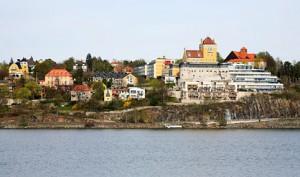 hotell Lidingö