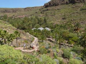 park på Gran Canaria